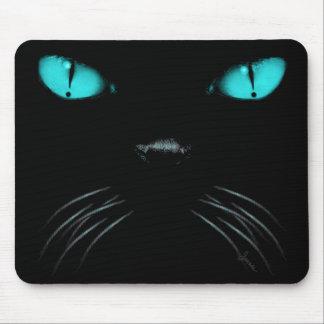 Boo - Aquamarine Mousepad