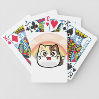 Boo as Cat Design Products Bicycle Playing Cards