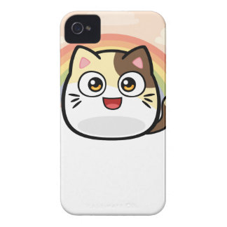 Boo as Cat Design Products iPhone 4 Case