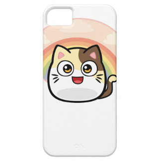 Boo as Cat Design Products iPhone SE/5/5s Case