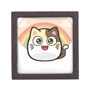 Boo as Cat Design Products Jewelry Box