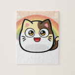 Boo as Cat Design Products Puzzle
