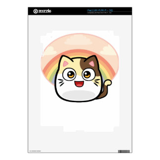 Boo as Cat Design Products Skin For The iPad 2