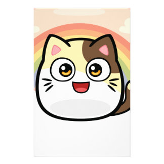 Boo as Cat Design Products Stationery