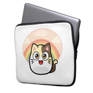 Boo as Cat Laptop Sleeve 13 inch