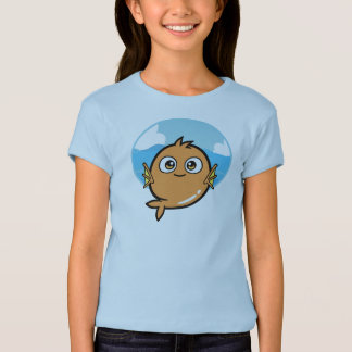 Boo as Fish Girls T Shirt