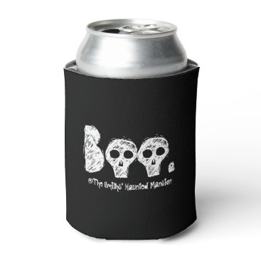 produkto Boo. At the Haunted Mansion. Can Cooler