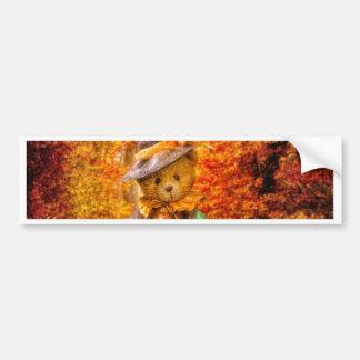 Boo Bear Bumper Sticker