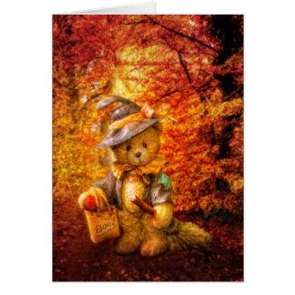 Boo Bear Card