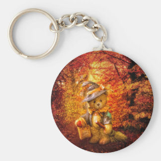 Boo Bear Keychains