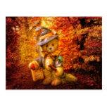 Boo Bear Postcard