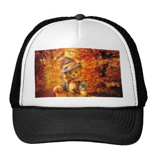 Boo Bear Trucker Hat