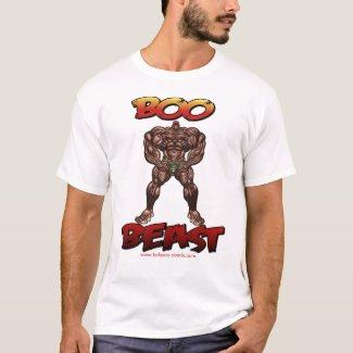 BOO BEAST muscle tee! shirt