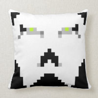 Boo Blockhead Ghost Pillow!