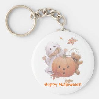 Boo Boo Bear! - 2009 Halloween Collector Keychain Basic Round Button Keychain