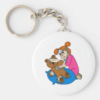 Boo-Boo Bear & Kid Doctor Key Chains