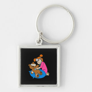 Boo-Boo Bear & Kid Doctor Keychains