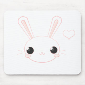 Boo-Boo Bunny Chan Mouse Pad