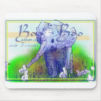 Boo Boo & Friends Mouse Pad