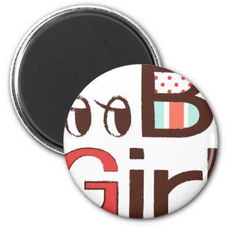 Boo Boo Girl Magnet