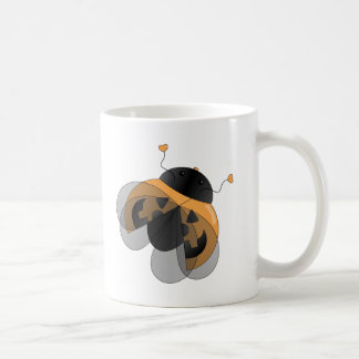 Boo Bug Classic White Coffee Mug