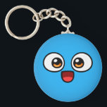 "Boo Button Keychain<br><div class=""desc"">Do you love Boo? Get your own exclusive Boo products and bring it to life.  Bring Boo home and stay Boo-Awesome!</div>"