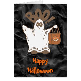 Boo ! card