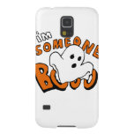 Boo - cartoon ghost - baby ghost - funny ghost galaxy s5 cover