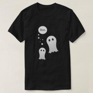 Boo Cartoon Ghosts Cute Halloween T-Shirt