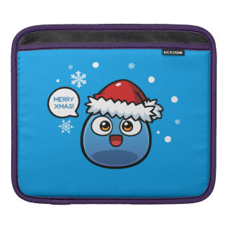Boo Christmas iPad Sleeve for iPad 1,2,3