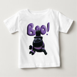 BOO - Cute Cuddly Funny Spider with Hat Baby T-Shirt