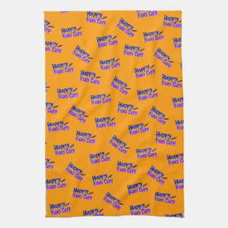 BOO DAY HALLOWEEN Kitchen TOWELS
