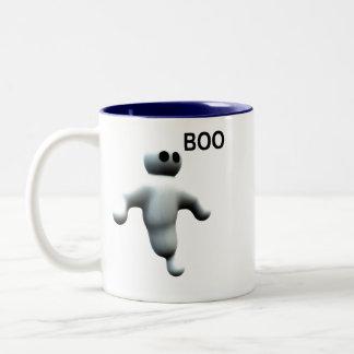 Boo Design Two-Tone Coffee Mug