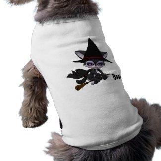 Boo! Dog Halloween Shirt