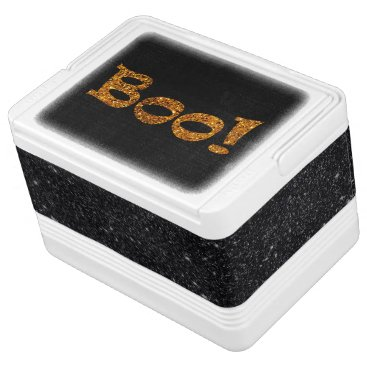 Halloween Themed Boo! Drink Cooler