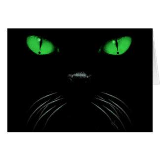 Boo - Emerald Blank Card