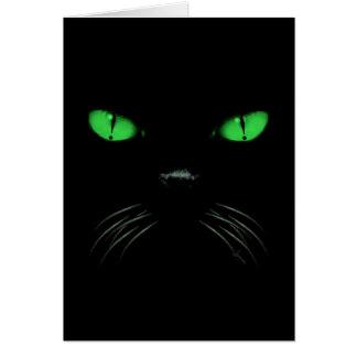 Boo - Emerald Greeting Card