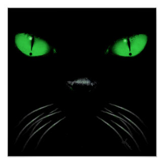 Boo - Emerald Print