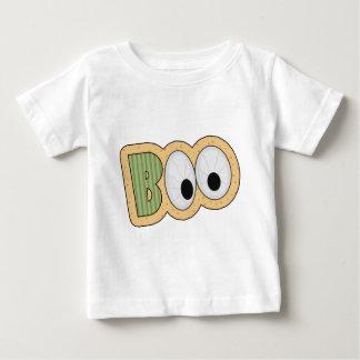 BOO Eyeballs Halloween Art Baby T-Shirt