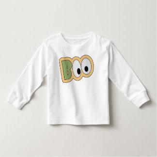 BOO Eyeballs Halloween Art Shirt