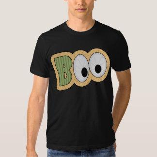 BOO Eyeballs Halloween Art Shirts