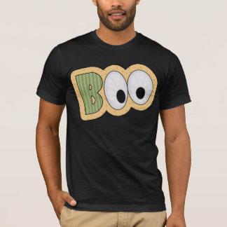 BOO Eyeballs Halloween Art T-Shirt