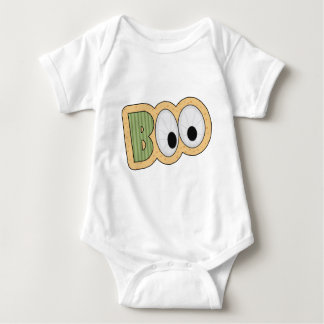 BOO Eyeballs Halloween Art T-shirts