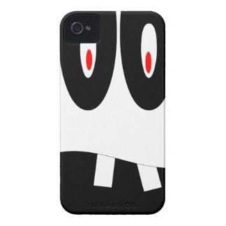 boo face iPhone 4 case