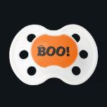 """Boo-fier Pacifier<br><div class=""""desc"""">A Halloween Baby Pacifier.</div>"""