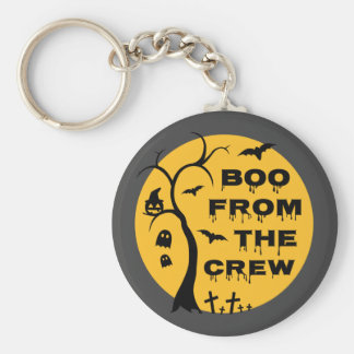Boo from the crew keychains