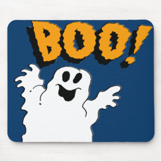 Boo Ghost 2 Mouse Pad