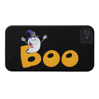 Boo Ghost iPhone 4 Cover