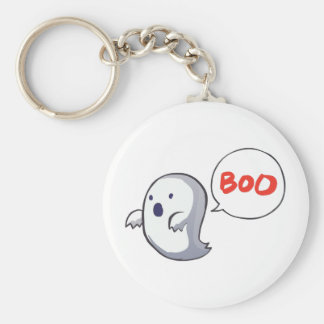 BOO GHOST KEY CHAINS