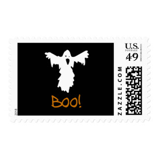 Boo! Ghost Stamps
